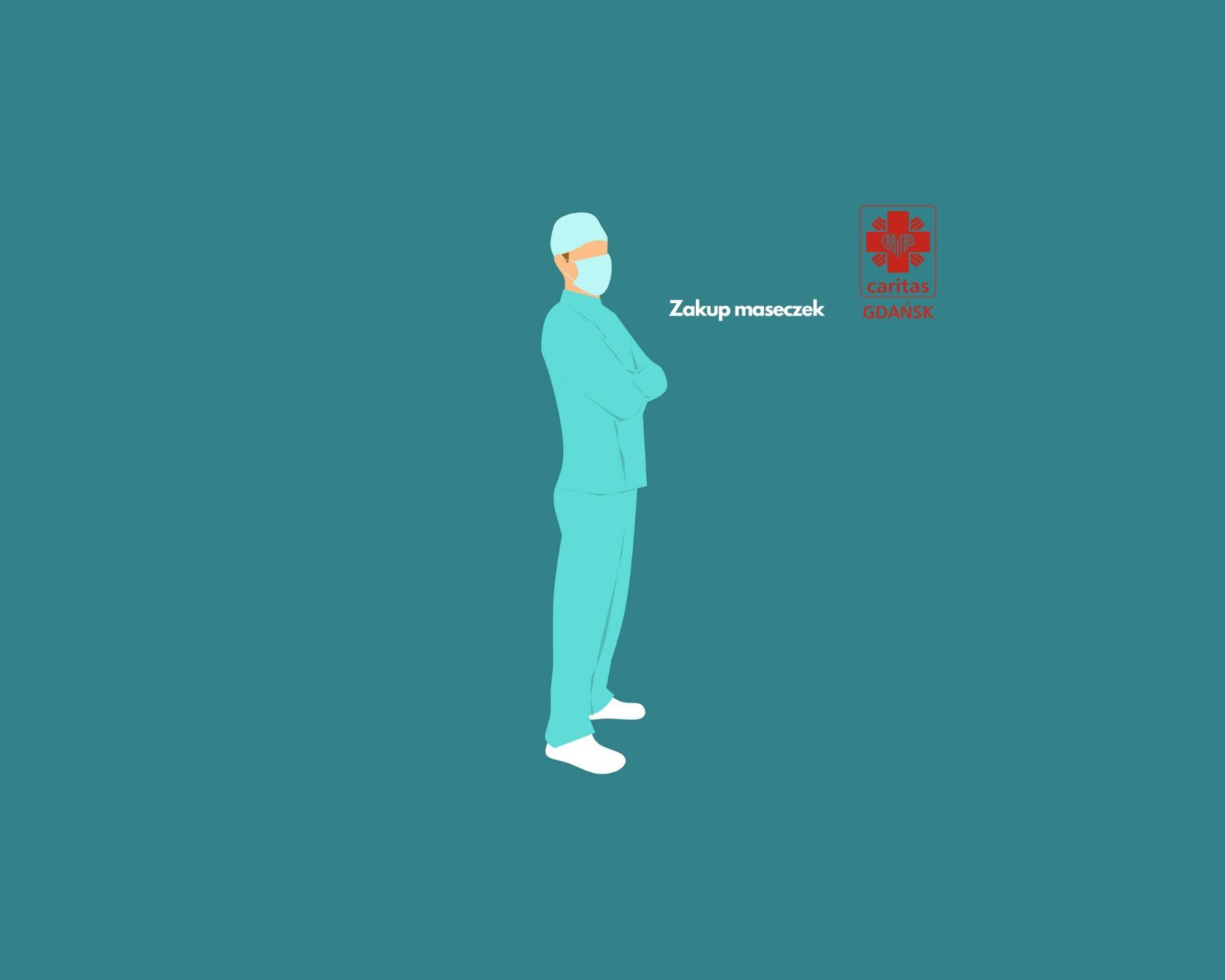 Zakup maseczek chirurgicznych